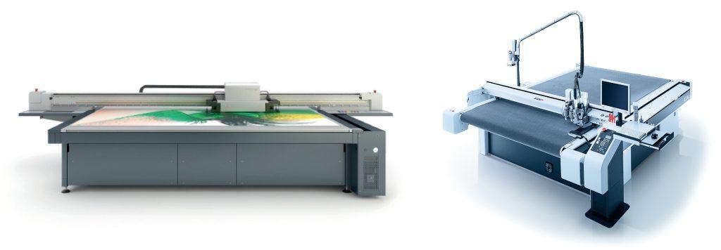 Digitaldruck Maschinen