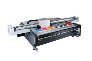 Bauschilder Direktdruck Maschine